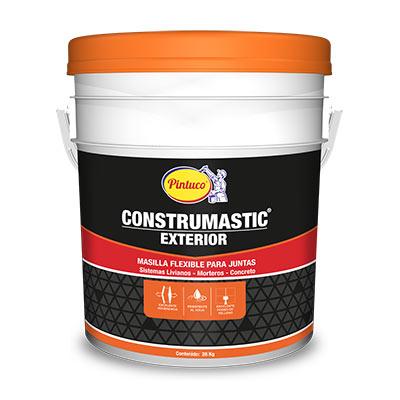 Construmastic exterior